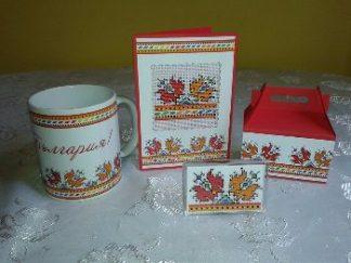 Изделия с български шевици
